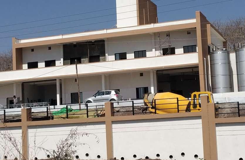 जामली मेंं जनवरी में शुरू हो सकता है दूध डेयरी प्लांट