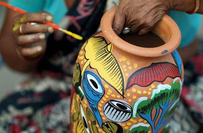 ममता बनर्जी सरकार ने इस तरह बढ़ाया बंगाल का हस्तशिल्प का मान