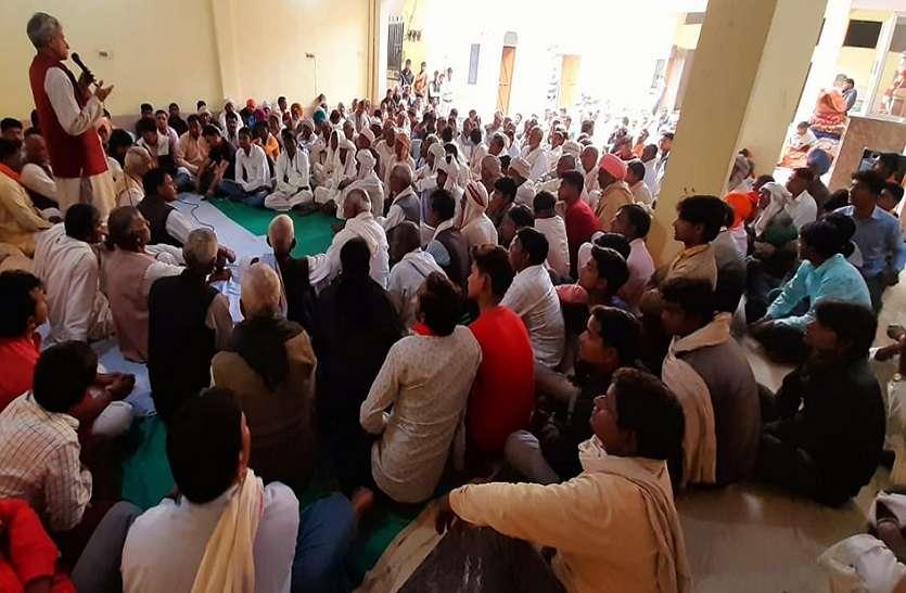 कुख्यात बदमाशों को पकड़ती है अलवर पुलिस और निर्दोषों को भरतपुर की पुलिस