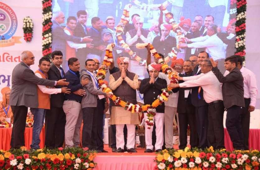 Ahmedabad News नई स्वास्थ्य नीति में सुपर स्पेशियलिटी हॉस्पिटल शुरू करने पर 25 फीसदी सब्सिडी : सीएम