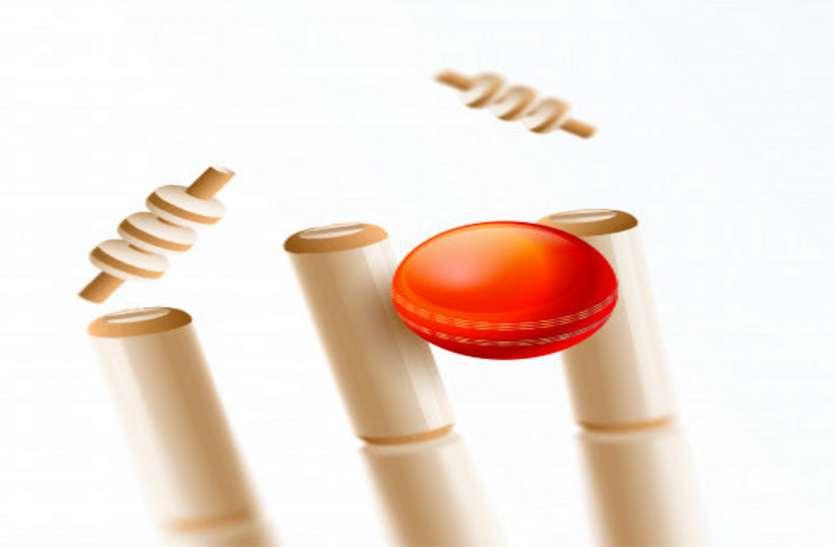 छत्तीसगढ़ की टीम 130 रन पर सिमटी, मध्यप्रदेश ने 351 रनों की बढ़त बनाई