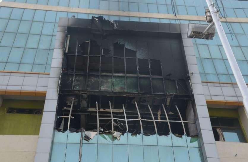 बिजली कंपनी मुख्यालय आगजनी : पॉवर परचेज की फाइलें जल गई, आंतरिक जांच रिपोर्ट में हुआ खुलासा