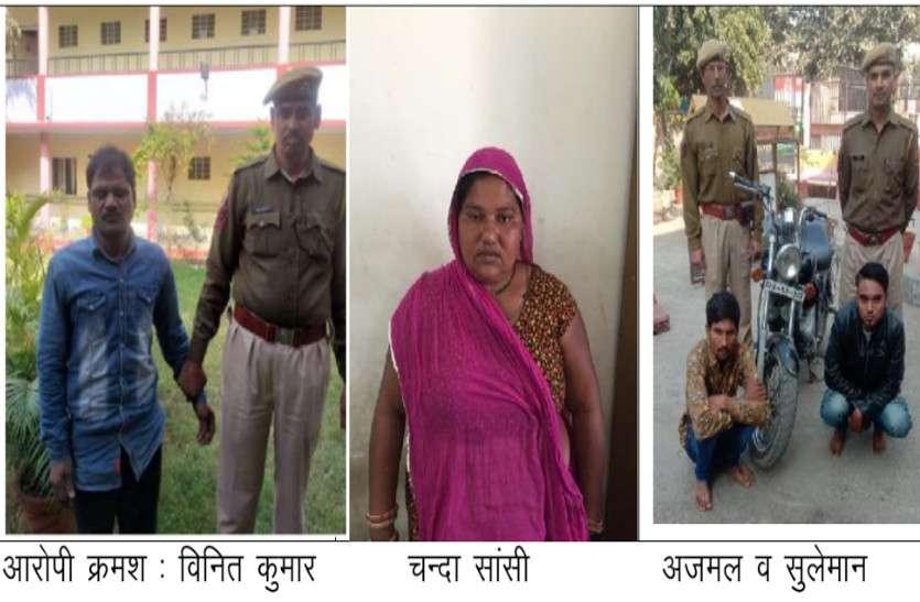 jaipur criminal arrested