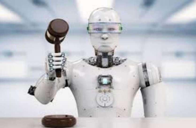 चीन में खुली तीन ई-कोर्ट, यहां पर रोबोट सुना रहे हैं फैसला