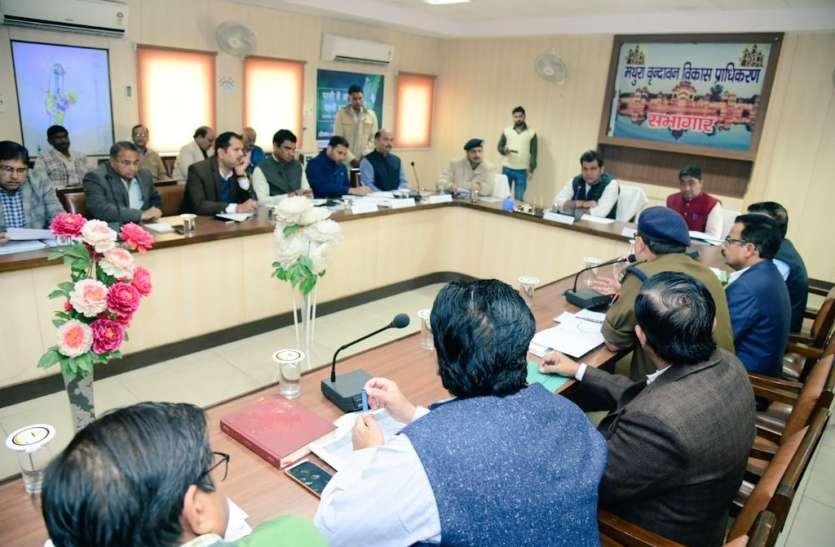 मथुरा, काशी, आयोध्या को धार्मिक केन्द्र बनाने की सरकार की मंशा