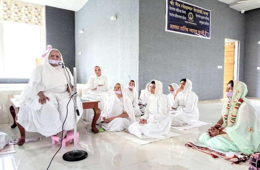 Ahmedabad News : मुमुक्षु रोनकबाई का मंगलभावना समारोह