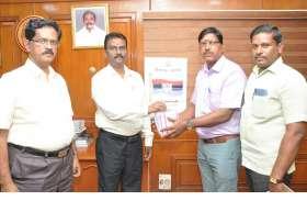 मदुरै में मनाया झंडा दिवस