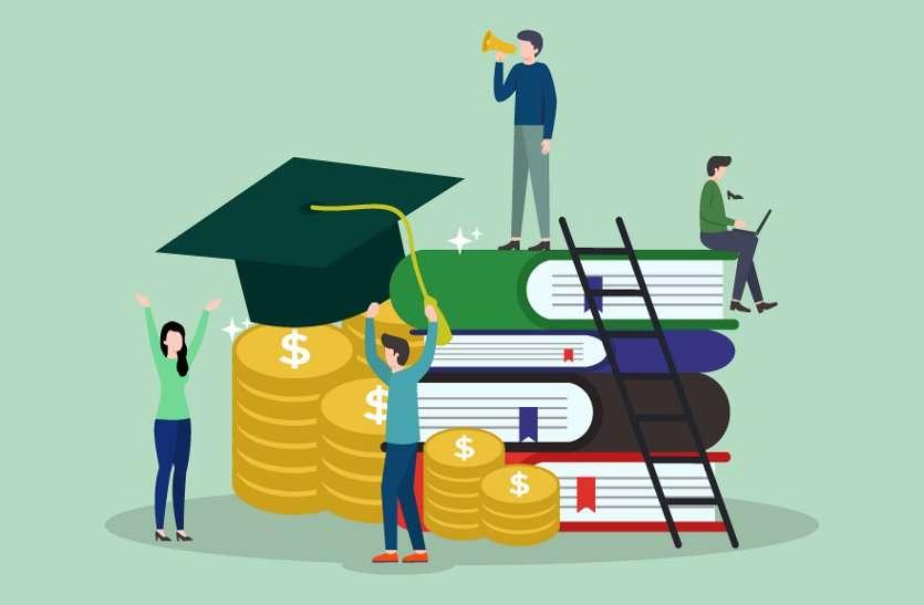 आधा साल बीता...15 जिलों के 20 लाख बच्चों को अब तक नहीं मिली छात्रवृत्ति