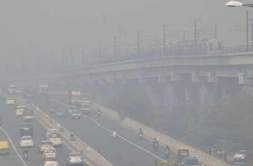 दिल्ली में एयर क्वॉलिटी फिर खराब,कश्मीर में भी मौसम बिगड़ा
