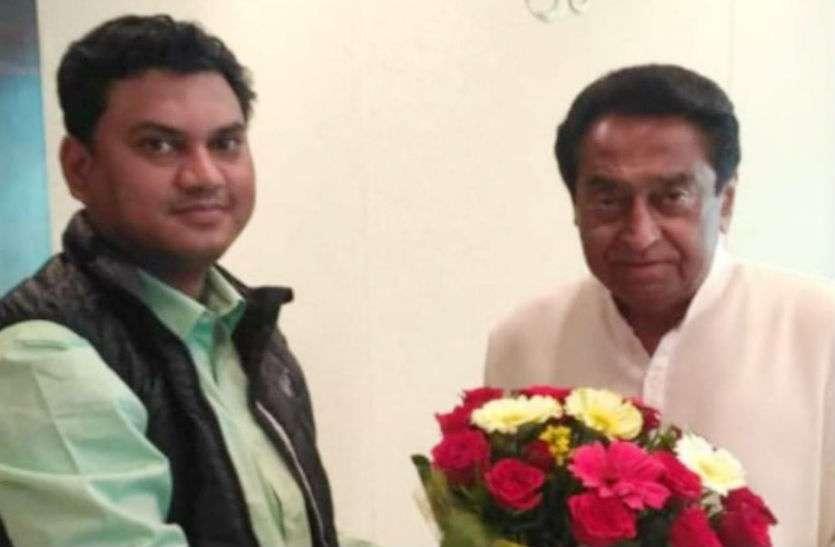 कांग्रेस विधायक ने कमलनाथ के फैसले को दिया चुनौती, खुलकर जीतू सोनी के समर्थन में आया