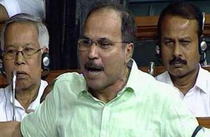 कांग्रेस नेता अधीर रंजन ने मोदी सरकार को बताया अल्पसंख्यक विरोधी, धार्मिक भेदभाव नहीं करेंगे बर्दाश्त