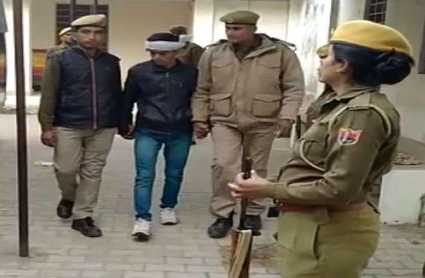 मासूम से बलात्कार के अभियुक्त को अंतिम सांस लेने तक की जेल
