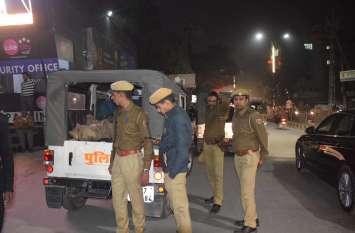 पानीपत फ़िल्म को लेकर जाट समाज का विरोध प्रदर्शन, पुलिस ने की समझाइश...देखें तस्वीरें