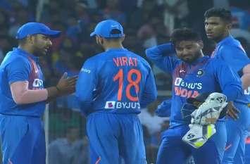 IND vs WI : भारत के काम ना आई शिवम दुबे की पारी, विंडीज ने 8 विकेट से जीता मैच