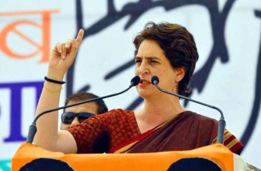 लखनऊ में 76 पार पहुंचा पेट्रोल, प्याज ने भी मारा सैकड़ा, लोगों की दुखती रग पर प्रियंका गांधी ने रखा हाथ