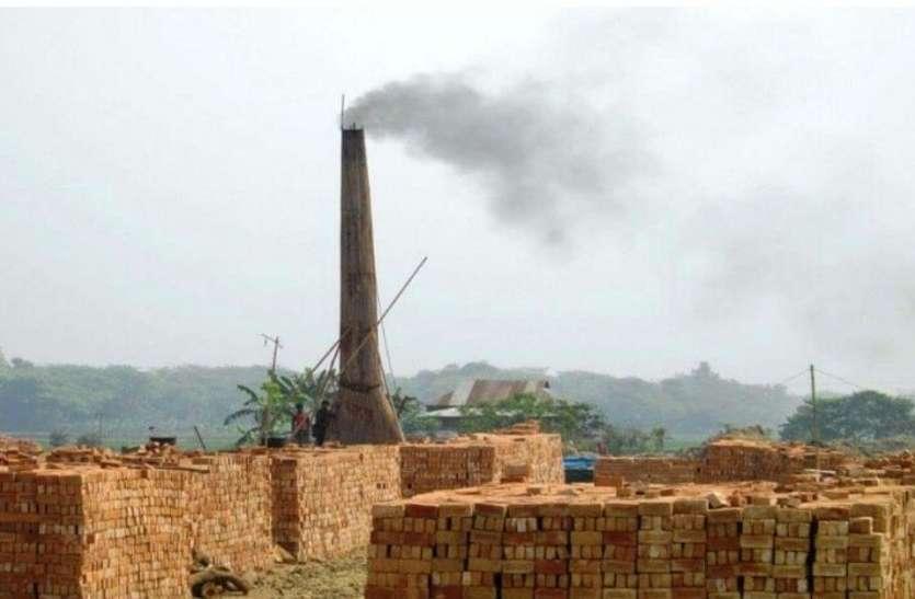 राजस्थान में यहां सुप्रीम कोर्ट के आदेश बेअसर, एनसीआर क्षेत्र में ईंट-भट्टों पर लगा रखी है रोक, लेकिन भट्टे उगल रहे हैं धुंआ