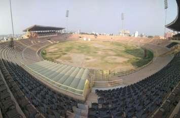 राजस्थान का दूसरा सबसे बड़ा अंतर्राष्ट्रीय स्टेडियम, हालात एेसे कि गली क्रिकेट भी नहीं हो सकती
