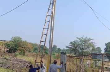 मध्य प्रदेश/ शासन की सख्ती, MPEB ने दो दिन में काटे 75 कनेक्शन, पांच लाख वसूले