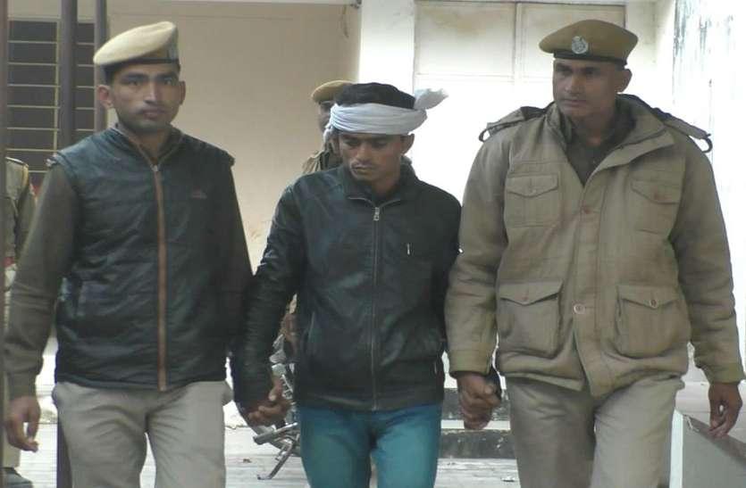 मासूम से बलात्कार: अंतिम सांस लेने तक  जेल में रहने की सजा