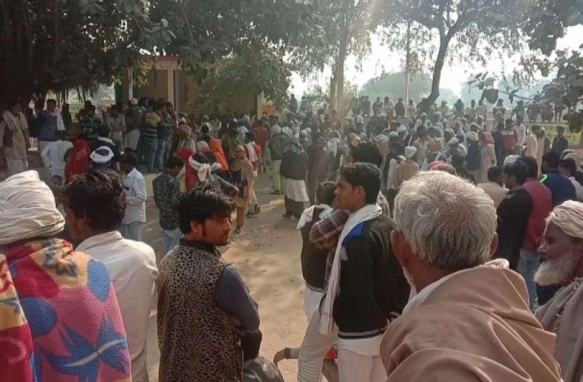 राजस्थान में फिर दरिंदगी: गैंगरेप के बाद विवाहिता की हत्या कर शव पेड़ से लटकाया