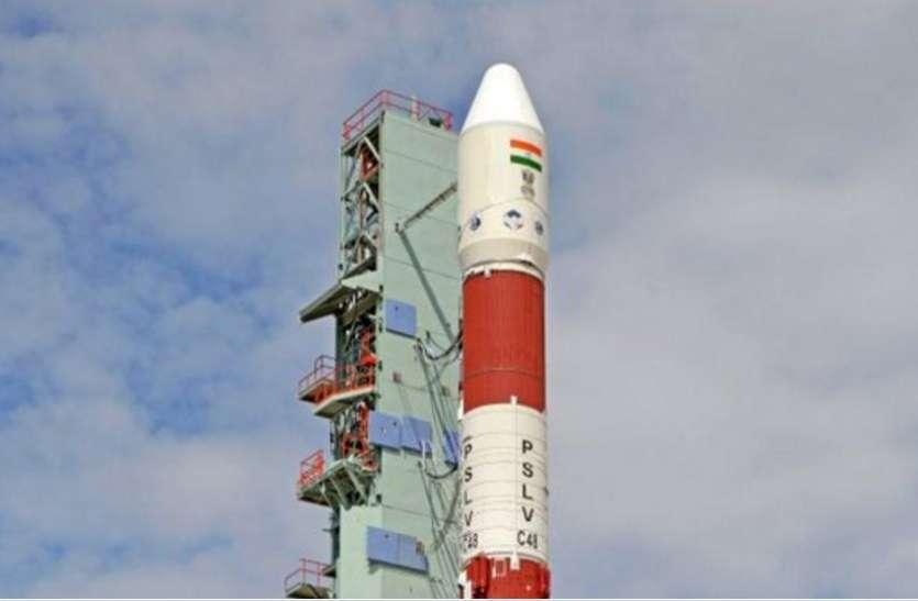 इसरो ने शुरू किया PSLVC48 की लॉन्चिंग का काउंट डाउन, आज श्रीहरिकोट से भरेगा उड़ान