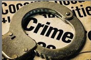 बालवाड़ा के पास फायरिंग कर फोरचूनर कार लूट के आरोपी निकले तस्कर पाली में पकड़े गए