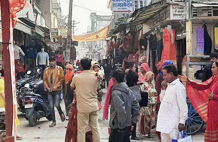 सीकर में दिल्ली अग्निकांड जैसा खतरा ! संकरी गलियों में बहुमंजिला भवन, आग लगे तो दमकल भी नहीं पहुंचे