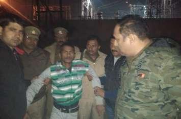 Ghaziabad: Police ने Encounter में दुष्कर्म के आरोपी को मारी गोली, एसएसपी देंगे 10 हजार रुपये का इनाम