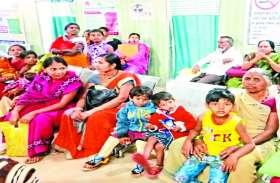 गुलाबी ठंड पड़ रही बच्चों की सेहत पर भारी, सर्दी-बुखार और निमोनिया का प्रकोप