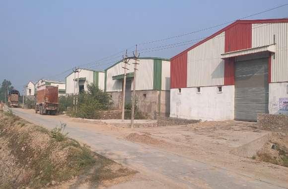 Baran.उद्योगों के नाम पर व्यापारियों ने बना दिए गोदाम, तीन दशक बाद भी है बारां में औद्योगिक पिछड़ेपन के हालात