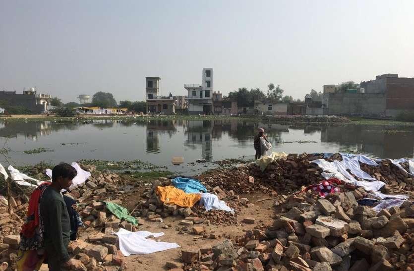 भू-माफियाओं के फर्जीवाड़े में फंस गए लोग, अब फतेहपुर में गिराए जा सकते हैं चार सौ मकान