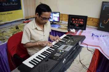 200 घंटे पियानो बजाने का ऋषि माथुर करने वाले हैं दावा, विश्व कीर्तिमान बनाने के लिए बजाएंगे 2000 धुनें