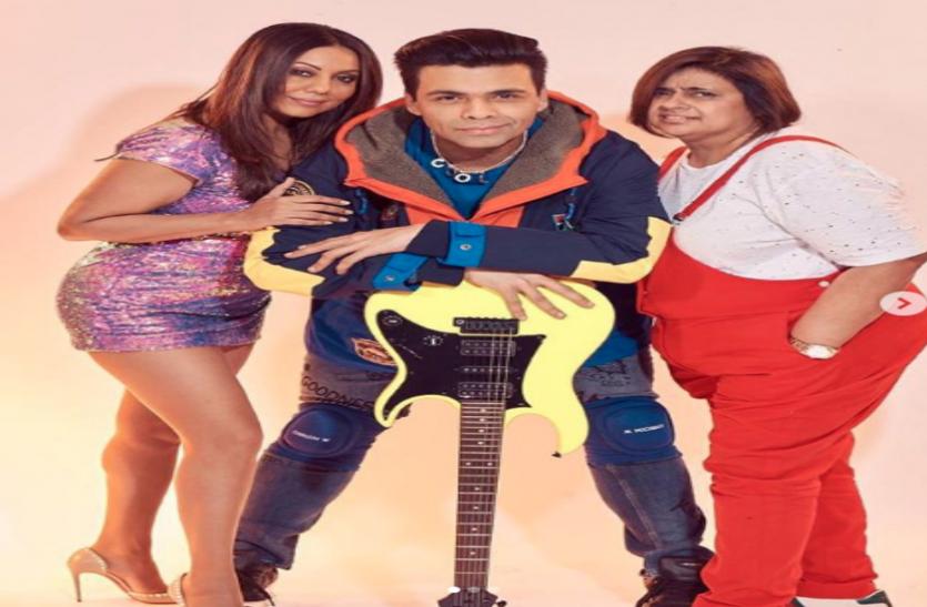 Bollywood party: थीम पार्टी में चला 'कुछ कुछ होता है' का जादू, गौरी खान बनी टीना तो नेहा धूपिया बनी सिमरन, देखें तस्वीरें