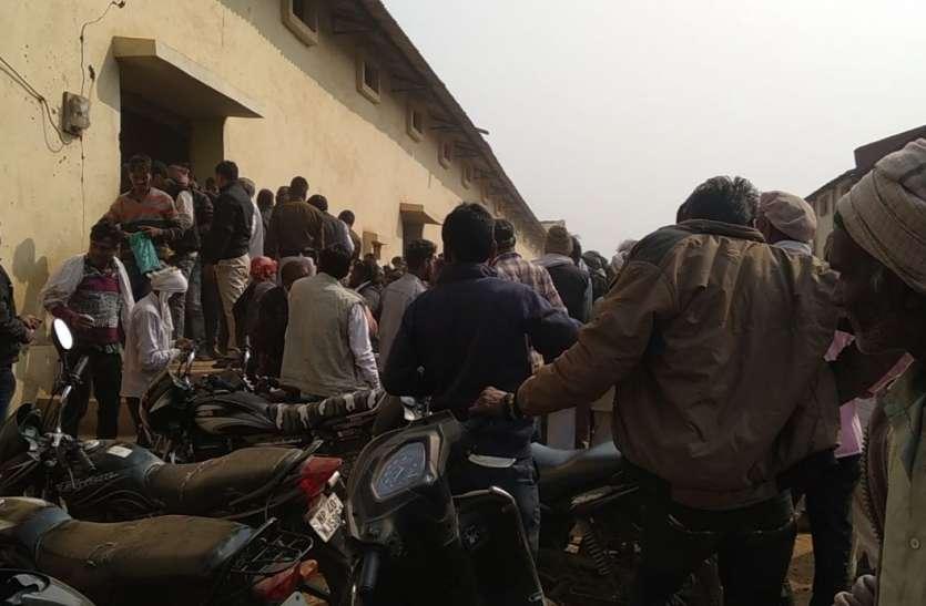 जब 150 के बजाय 600 किसान पहुंचे तो पुलिस को बुलाना पड़ा