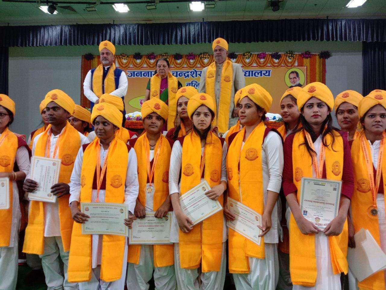 Chandrasekhar University convocation