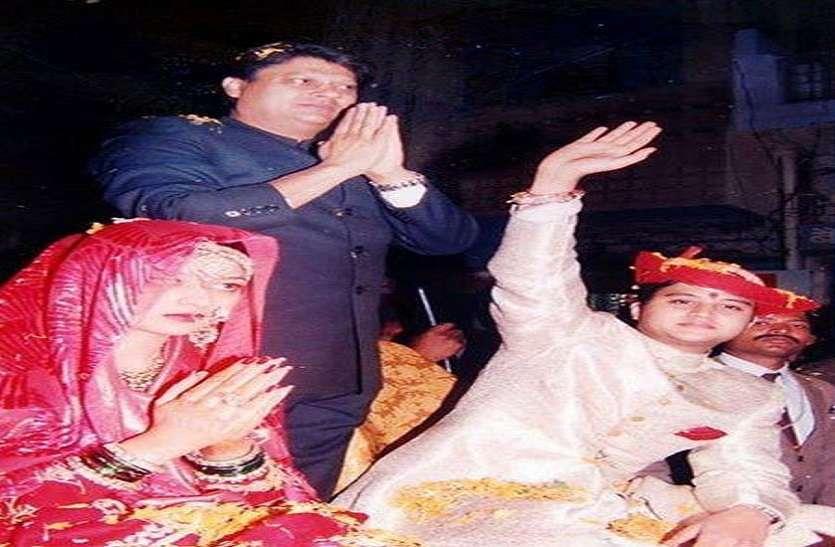 पहली नजर में ही दिल में उतर गईं थीं राजकुमारी प्रियदर्शिनी राजे, फिर 26 साल पहले ऐसे हुई शादी...