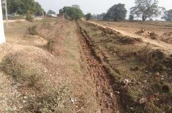 किसानों को मिला राहत का पानी, काचन सहित दो परियोजनाओं में खेतों के पलेवा में तेजी