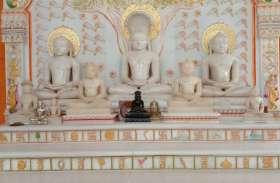 जैन मंदिर से अष्टधातु की मूर्तियां चोरी