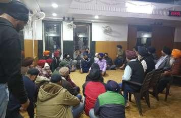 गुरु गोविंद सिंह जयंती 2 को  30 दिसम्बर को निकलेगा नगर कीर्तन