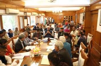 17 को बीबीएमबी की होगी आपात बैठक, राजस्थान के शेयर की होगी समीक्षा