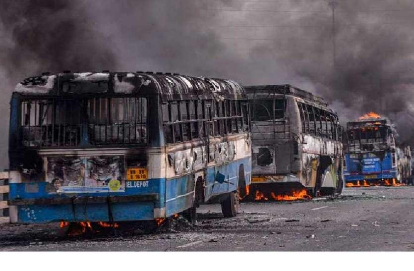 नहीं थमी हिंसा तो पश्चिम बंगाल में लगेगा राष्ट्रपति शासन!