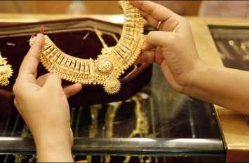 वैश्विक कारणों से सोने के दाम में 150 इजाफा, चांदी 422 रुपए उछली