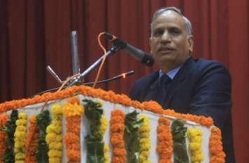 भारत का संविधान श्रेष्ठता और प्रगति का प्रतीक- जस्टिस माथुर