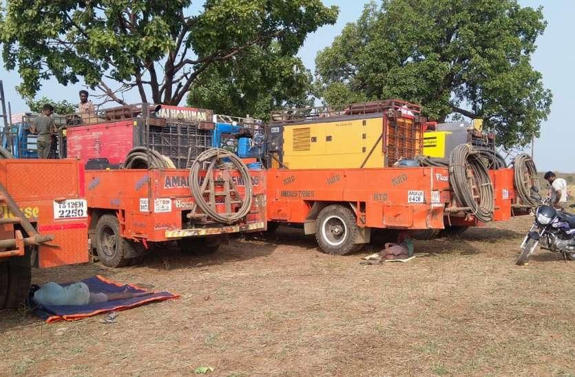 ओएनजीसी की आदिवासी क्षेत्र में तलाश रही ईंधन