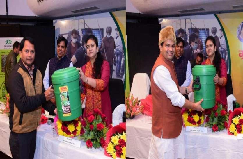 Noida Authority ने आयोजित की स्वच्छता कार्यशाला, ग्रामीणों ने रखी अपने-अपने गांव की समस्या, देखें वीडियो