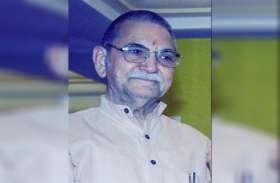 वाजपेयी सरकार में राज्यमंत्री रहे ईश्वर दयाल स्वामी का 90 साल की आयु में निधन