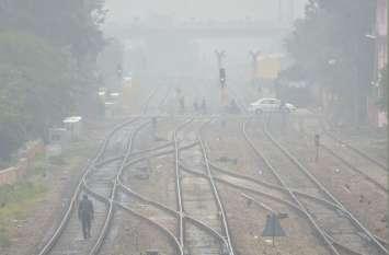 जयपुर में बढऩे लगी ठंड, हालात दिन पर दिन हो रहे हैं खराब