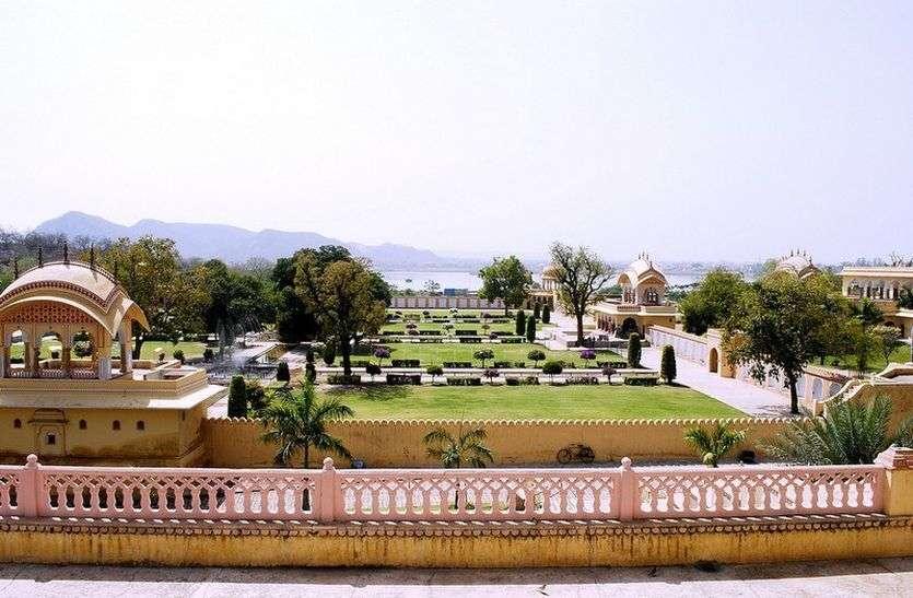 इंद्र के नंदन वन जैसी खूबसूरत थी जयपुर की वनश्री