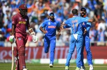 शिखर और भुवनेश्वर की चोट के बावजूद विंडीज के खिलाफ टीम इंडिया का पलड़ा भारी