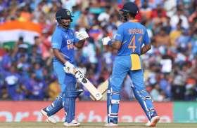 IND Vs WI : भारत ने विंडीज को दिया 288 का लक्ष्य, अय्यर और पंत का अर्धशतक